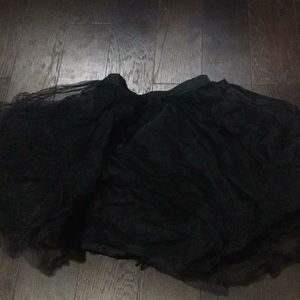 Dresses & Skirts - Rue 21 Black Tutu Skirt